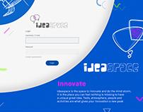 Ideaspace Web App