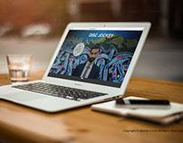 DJ APOGEE- WEBSITE DEVELOPMENT
