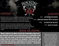 Blacklist Union/Tony West One-Sheet Los Angeles