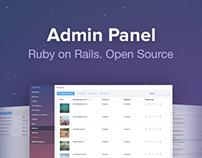 Rademade Admin Panel