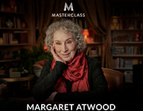 Margaret Atwood for Masterclass