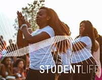 Student Life Rebrand