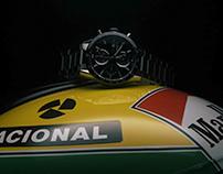 Tag Heuer Ayrton Senna Tribute