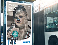 Philips Aquatouch Print Ads