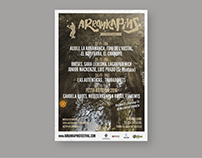 ARRANKAPINS FESTIVAL - Imagen corporativa