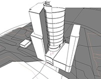 RS 58 - Edificio Residencial de Alta Densidade