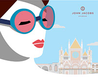 John Jacobs Eyewear Story