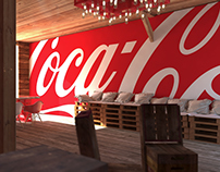 Coca-Cola meeting room