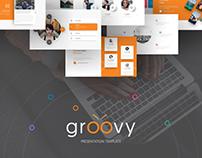 Groovy Presentation Template