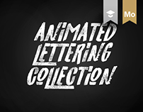 Animated Lettering Collection