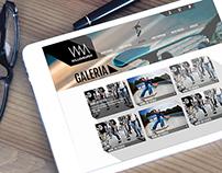 Site de loja virtual para camisetas