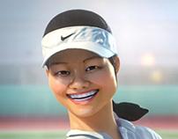 Nike - Ask Li Na