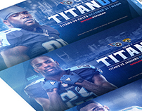 Tennessee Titans Season Tickets
