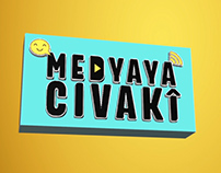 Motion Graphic - TRT6 Medyaya Civaki 2017 - 2018