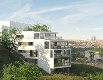 Apartment house, Prague