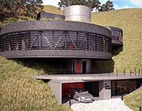Cimbalo house