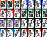 Playing Cards Series- Opening Night
