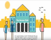 Video explicativo para The Heroes Club Qué es?