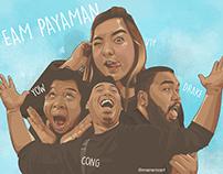 Team PAYAMAN