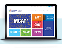 Test Prep - Website