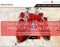 Web PaulieJolie Accesorios