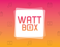 Watt Box - Music Website