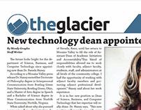 The Glacier Redesign/Rebranding