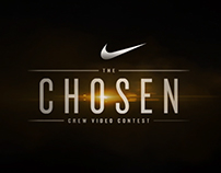 NIKE SB- THE CHOSEN- Mihiel Guerhane
