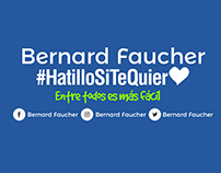 Bernard Faucher #HatilloSiTeQuiero Camapaña El Hatillo