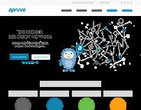 Apruve Homepage Hero Banner