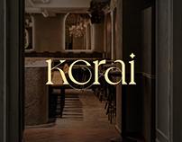 Kerai bar branding