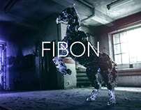 FIBON: 3D ANIMATION WITH FIBONACCI SEQUENCE