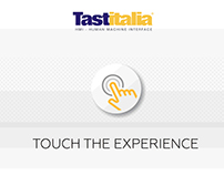 TASTITALIA Touch the experience!