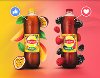 Social Media | Lipton Ice Tea