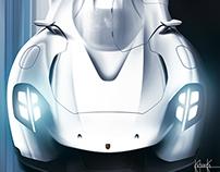 Porsche 919 Road Concept
