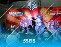 Warner Argentina Comic-Con May 2016