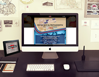 Martini expo • website design