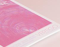 VERTIGO Movie Poster Design II