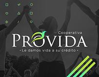 Provida - Branding