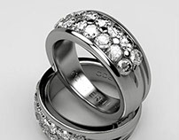 Diamond rings product concept
