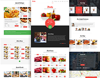 Fruity - A Material Designed Restaurant Template