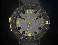 Dissertation Project: Customisable wristwatch.