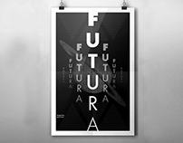 Futura | Poster/Mailer Design