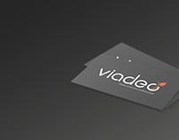 Lifting logotype - Viadeo