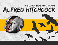 Vertigo // Alfred Hitchcock's dark side