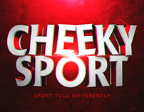 CheekySport YouTube Revamp