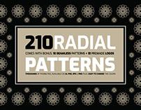 210 Radial Patterns