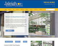 Jaleigh Blinds & Curtains
