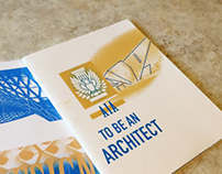 AIA ARCHITECT BOOKLET