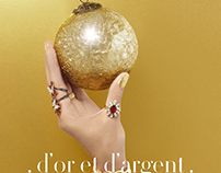 D'Or et d'Argent,FACTICE MAGAZINE WINTER 2016